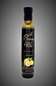 Crushed Meyer Lemon Extra Virgin Olive Oil