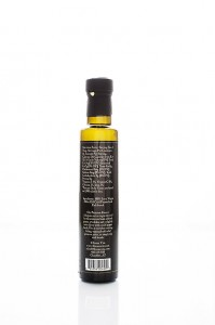 Premium Reserve All Natural Extra Virgin Olive Oil Rear