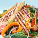 Grilled Chicken with Celano Herb Blends