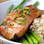 Smokey Spiced Grilled Alaska Salmon