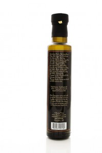 Ultimate Chocolate Extra Virgin Olive Oil Rear