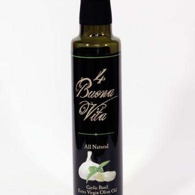 Garlic Basil Extra Virgin Olive Oil