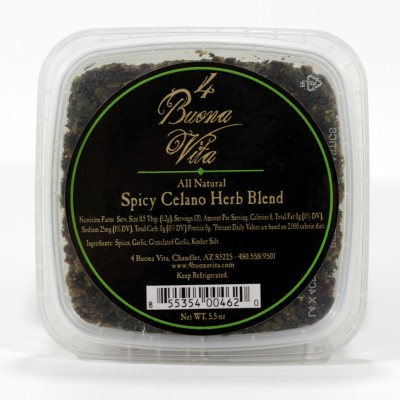 Spicy Celano Herb Blend