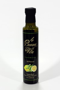 Lemon Basil Extra Virgin Olive Oil