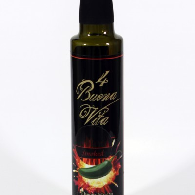 Smoked Flaming Jalapeno Extra Virgin Olive Oil